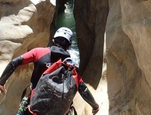 Le canyoning : une expérience à vivre