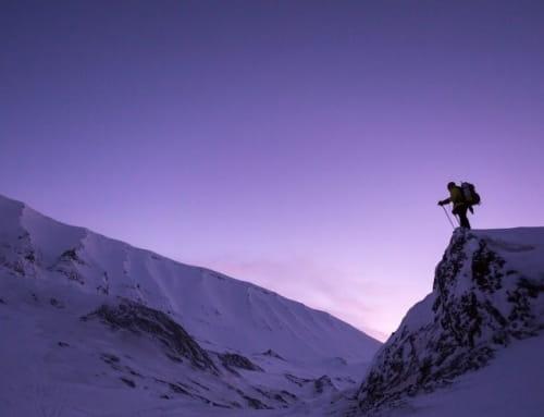 Randonner l'hiver : les températures chutent mais pas la motivation